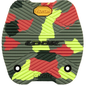 Look Activ Grip City Pads 4 Pieces, camo